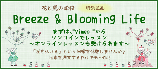 Breeze & Blooming Life